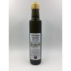 Zitronen-Olivenöl nativ extra kalt gepresst 250 ml