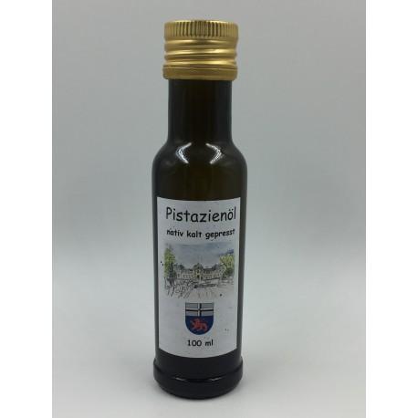 100ml Pistazienoel kalt gepresst nativ