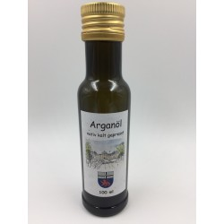 Arganöl nativ kalt gepresst  100ml