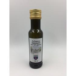 100ml Schwarzkümmelöl nativ kalt gepresst