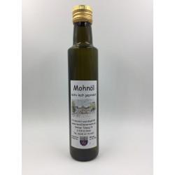 Mohnöl nativ, kalt gepresst 250 ml