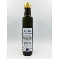 250ml Senfoel kalt gepresst nativ