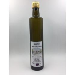 Senföl nativ, kalt gepresst 500 ml