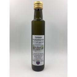 Sonnenblumenkernöl nativ, kalt gepresst 250 ml