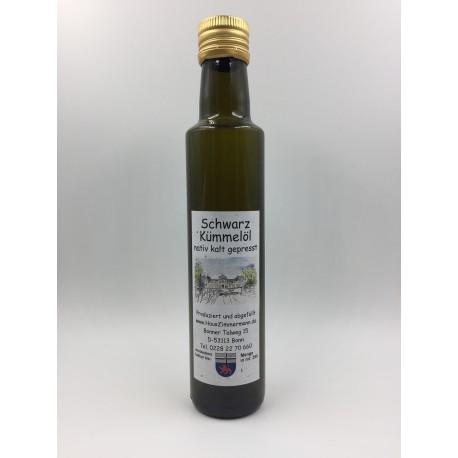 250ml Schwarzkümmelöl nativ kalt gepresst
