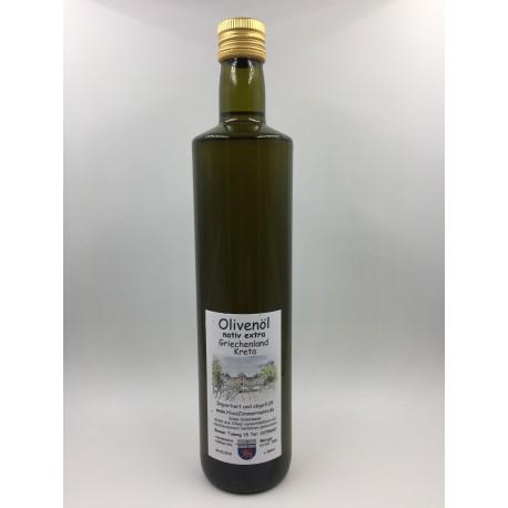Griechenland-Kreta 750ml Olivenöl nativ extra
