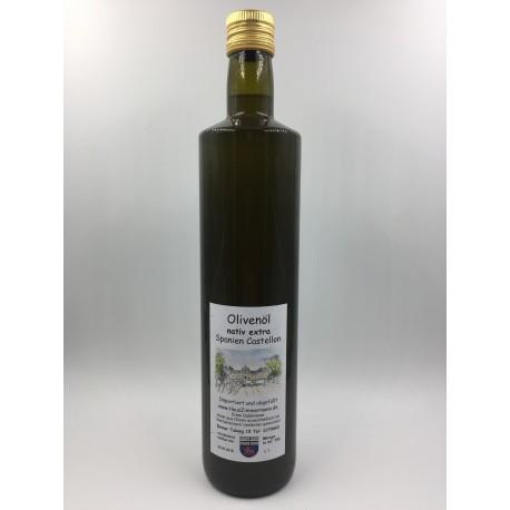 Spanien-Castellon 750ml Olivenöl nativ extra