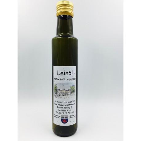 250ml Leinoel kalt gepresst nativ
